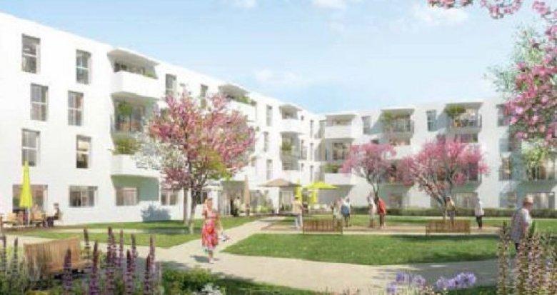 Achat / Vente appartement neuf La Ciotat résidence seniors proche centre (13600) - Réf. 1269