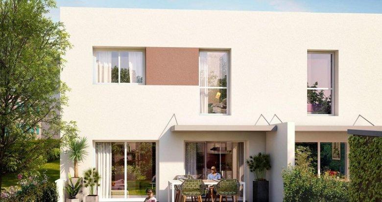 Achat / Vente appartement neuf La Fare-les-Oliviers écoquartier Saint-Exupéry (13580) - Réf. 2596