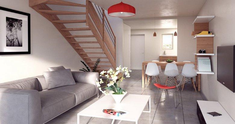Achat / Vente appartement neuf Lançon-Provence proche Roquilles (13680) - Réf. 1046