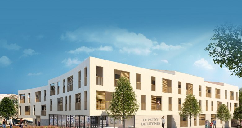 Achat / Vente appartement neuf Luynes à proximité du Lycée International (13090) - Réf. 2257