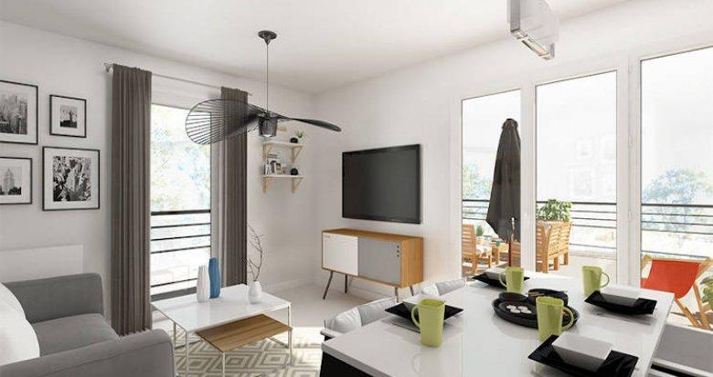 Achat / Vente appartement neuf Marignane au cœur d'un secteur résidentiel (13700) - Réf. 4892