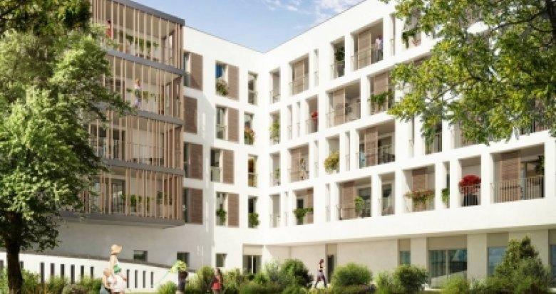 Achat / Vente appartement neuf Marseille 08 cœur secteur de Saint-Giniez (13008) - Réf. 3315