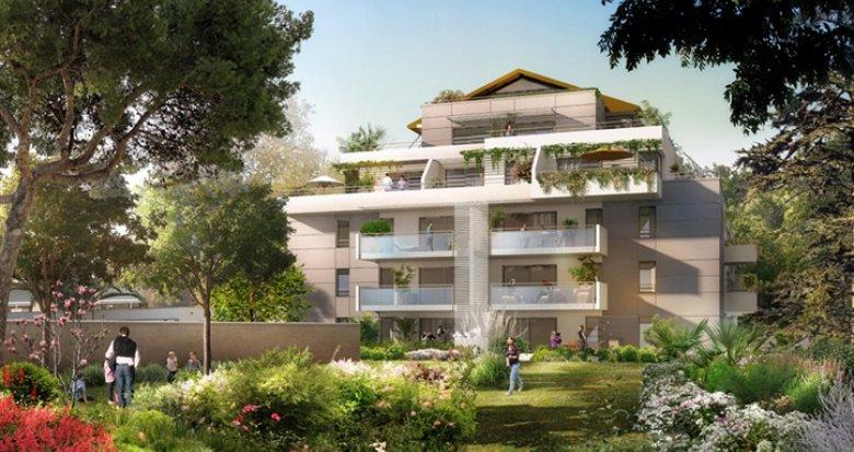 Achat / Vente appartement neuf Marseille 08 proche bord de mer (13008) - Réf. 26