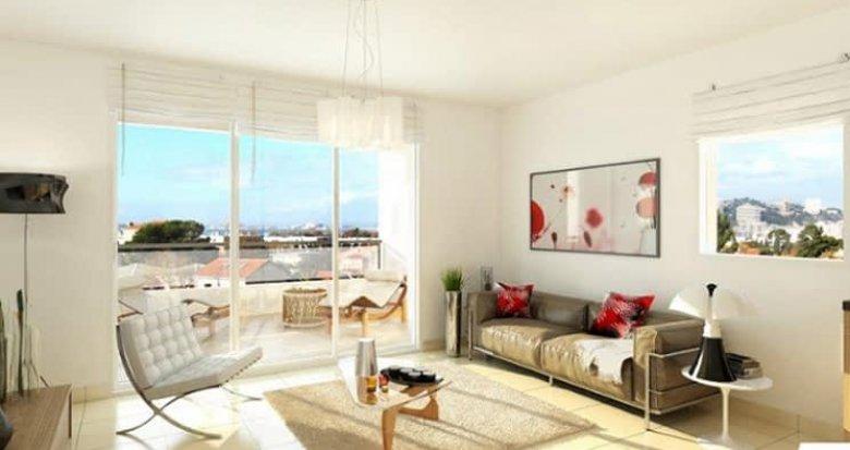 Achat / Vente appartement neuf Marseille 08 proche place de l'église de Sainte-Anne (13008) - Réf. 625