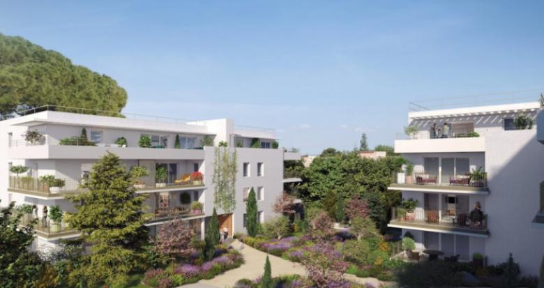 Achat / Vente appartement neuf Marseille 09 (13009) - Réf. 5044