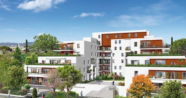 Achat / Vente appartement neuf Marseille 09 quartier Michelet (13009) - Réf. 1355