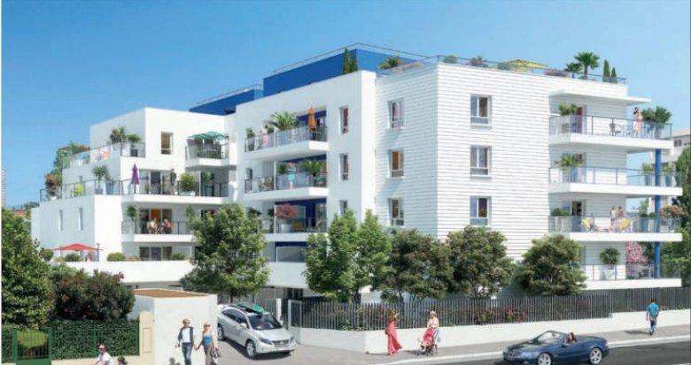 Achat / Vente appartement neuf Marseille 09 secteur Mazargues (13009) - Réf. 3243
