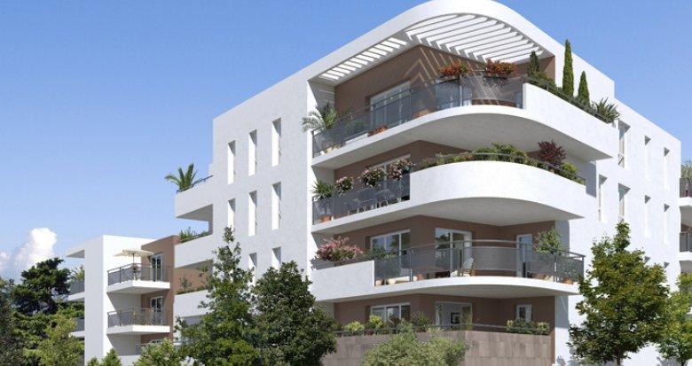 Achat / Vente appartement neuf Marseille 09 Vert Plan (13009) - Réf. 622