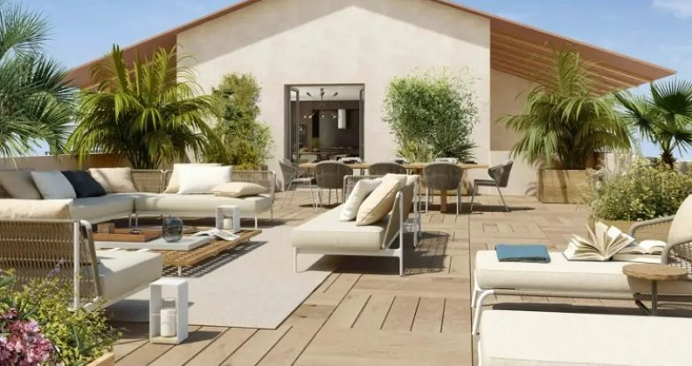 Achat / Vente appartement neuf Marseille 09 Zac Vallon Régny (13009) - Réf. 6043