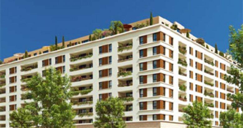 Achat / Vente appartement neuf Marseille 10 Jardins de Bonnefoy (13010) - Réf. 940