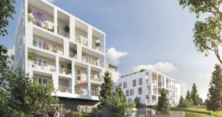 Achat / Vente appartement neuf Marseille 10 Les Hauts de Chanteperdrix (13010) - Réf. 2939