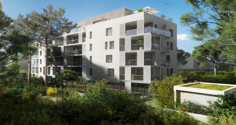Achat / Vente appartement neuf Marseille 10 Mauriac, résidence intimiste de 37 logements (13010) - Réf. 5256