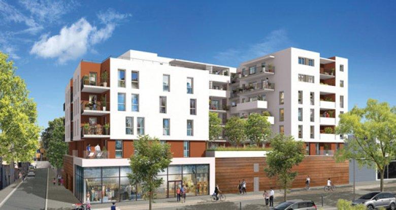 Achat / Vente appartement neuf Marseille 10 Pont de Vivaux Village (13010) - Réf. 1189