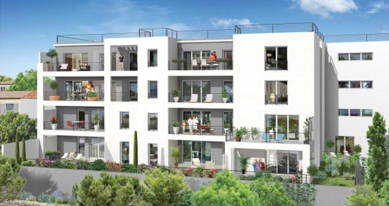 Achat / Vente appartement neuf Marseille 10 proche jardin Guy Azais (13010) - Réf. 1015