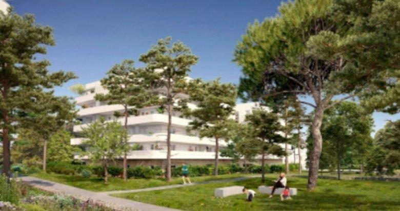 Achat / Vente appartement neuf Marseille 10 proche métro 2 (13010) - Réf. 5279