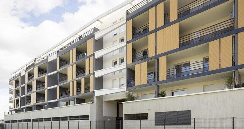 Achat / Vente appartement neuf Marseille 10 quartier Pont de Vivaux (13010) - Réf. 1106