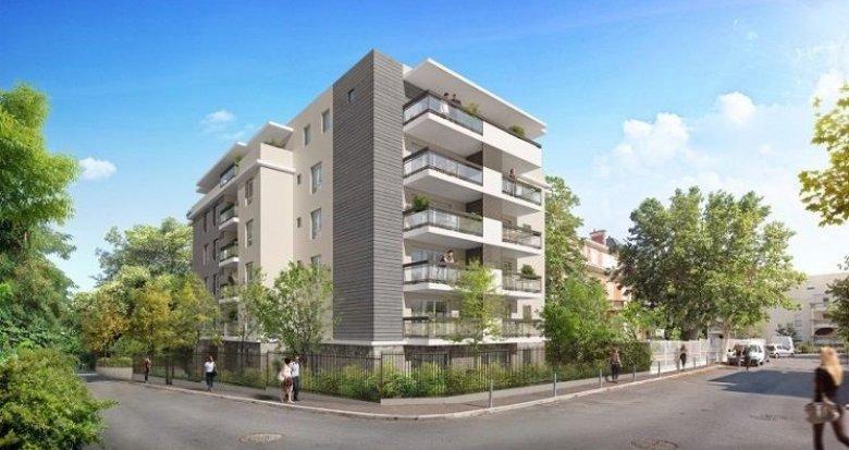 Achat / Vente appartement neuf Marseille 10 quartier résidentiel (13010) - Réf. 1547