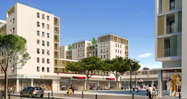 Achat / Vente appartement neuf Marseille 10 quartier Saint-Loup (13010) - Réf. 1552