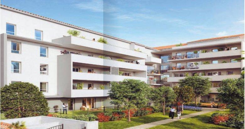 Achat / Vente appartement neuf Marseille 10 secteur de la Timone (13010) - Réf. 3380