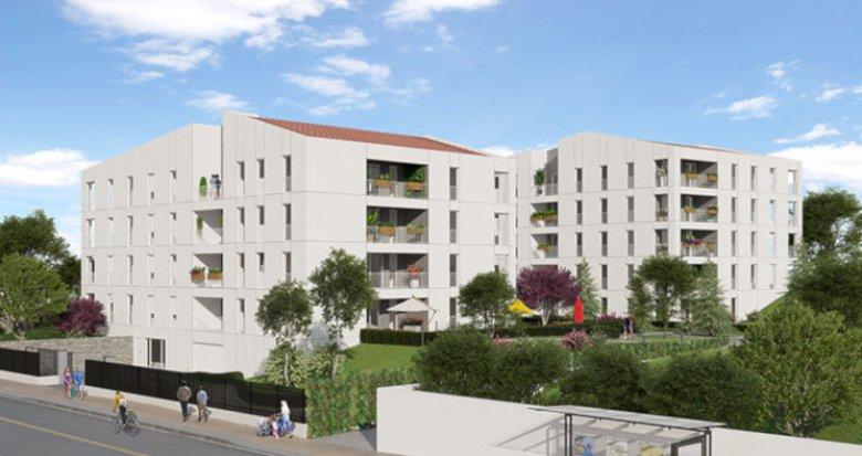 Achat / Vente appartement neuf Marseille 11 face au massif de Saint-Cyr (13011) - Réf. 2783