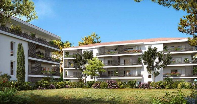 Achat / Vente appartement neuf Marseille 11 proche de la zone commerciale La Valentine (13011) - Réf. 1280