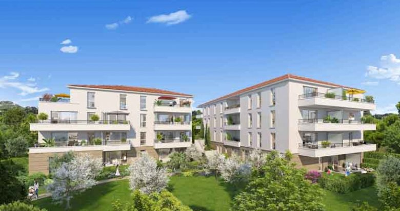 Achat / Vente appartement neuf Marseille 11 proche du Vieux Port (13011) - Réf. 2515