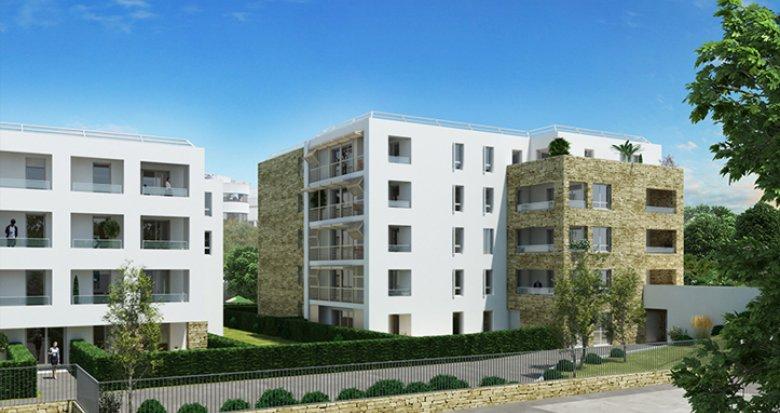 Achat / Vente appartement neuf Marseille 11 quartier des Camoins (13011) - Réf. 1013