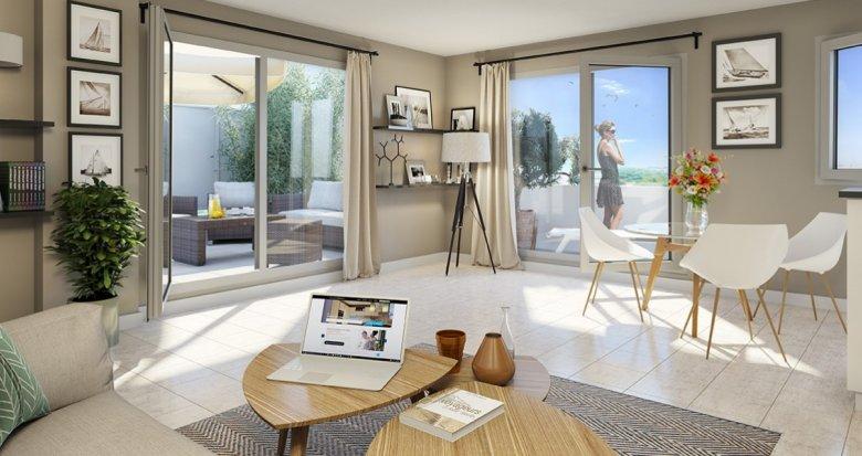 Achat / Vente appartement neuf Marseille 11 Saint Marcel (13011) - Réf. 2588