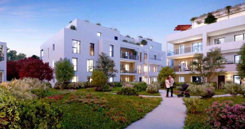 Achat / Vente appartement neuf Marseille 11e proche zone commerciale La Valentine (13011) - Réf. 3690