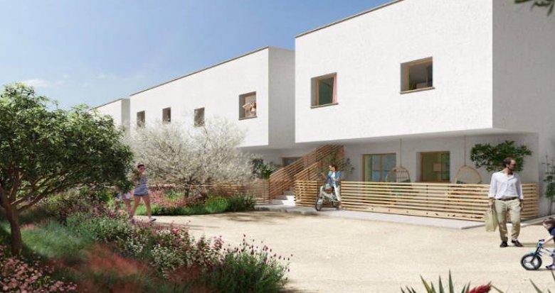 Achat / Vente appartement neuf Marseille 12 au coeur de Saint Julien (13012) - Réf. 4392