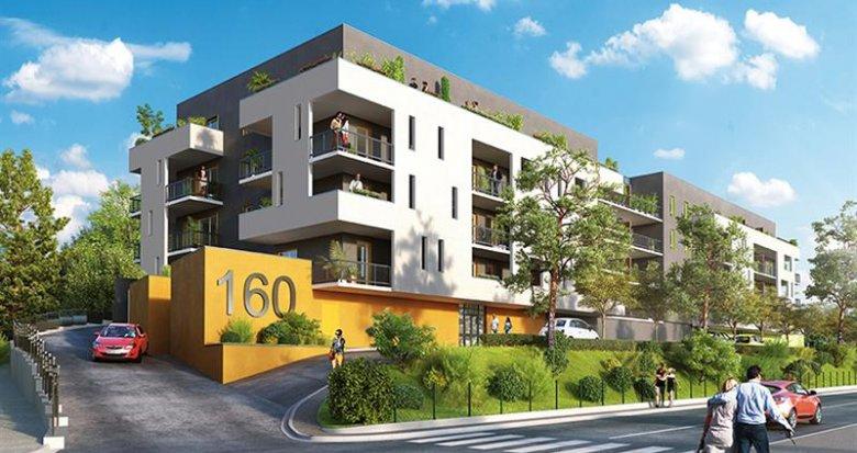 Achat / Vente appartement neuf Marseille 12 hauteurs (13012) - Réf. 1470