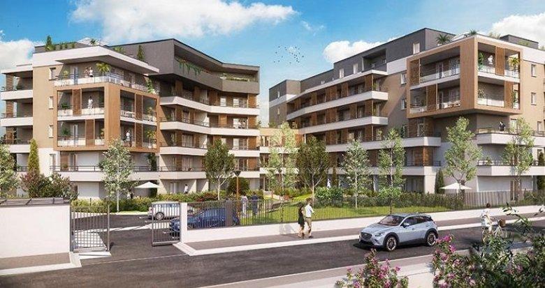 Achat / Vente appartement neuf Marseille 12 plein centre de Montolivet (13012) - Réf. 1718