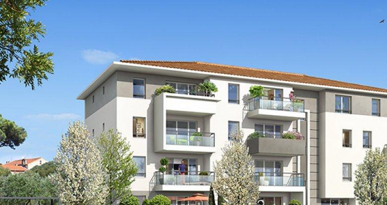 Achat / Vente appartement neuf Marseille 12 proche des golfs (13012) - Réf. 2085