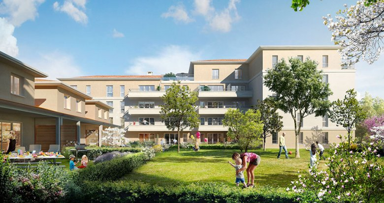Achat / Vente appartement neuf Marseille 12 proche du Métro 1 (13012) - Réf. 1149