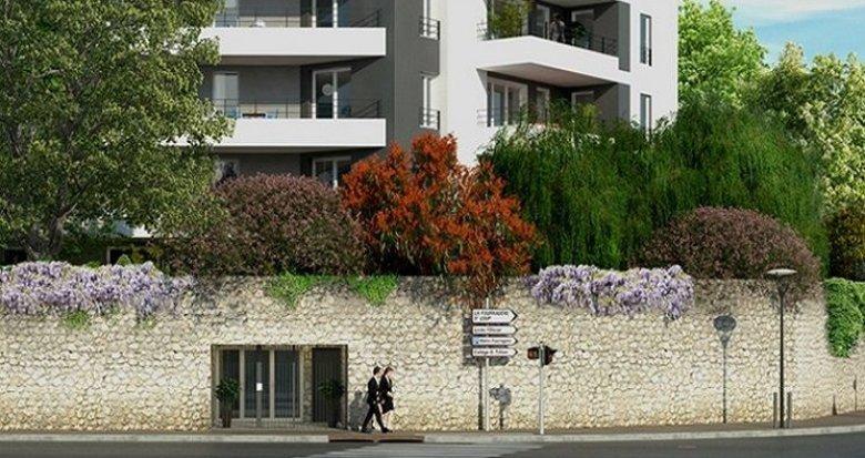 Achat / Vente appartement neuf Marseille 12 proche transports en commun (13012) - Réf. 1587