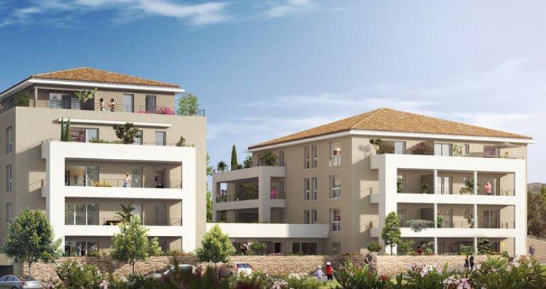Achat / Vente appartement neuf Marseille 12 quartier des Caillols (13012) - Réf. 898