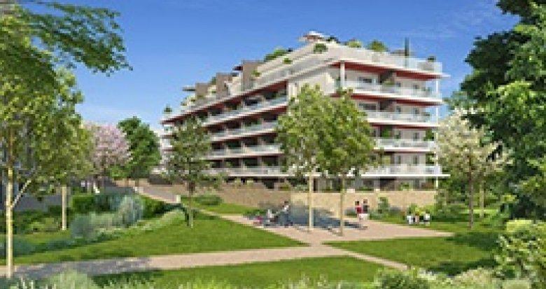 Achat / Vente appartement neuf Marseille 12 quartier la Moularde (13012) - Réf. 1586