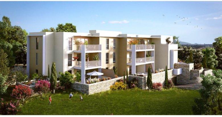 Achat / Vente appartement neuf Marseille 12 quartier Saint-Jérôme (13013) - Réf. 1073