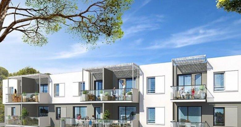 Achat / Vente appartement neuf Marseille 12 Saint-Julien Fernandel (13012) - Réf. 3244