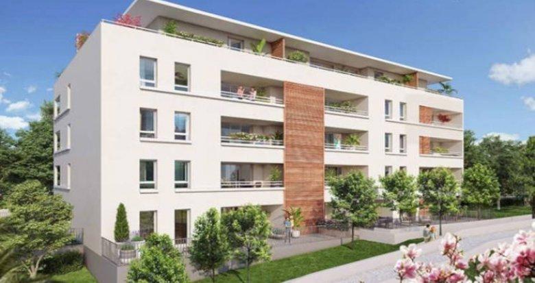 Achat / Vente appartement neuf Marseille 12 secteur des Caillols, proche bus (13012) - Réf. 3057