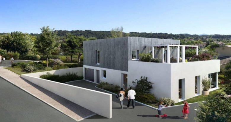 Achat / Vente appartement neuf Marseille 12 secteur Les Caillols (13012) - Réf. 4582