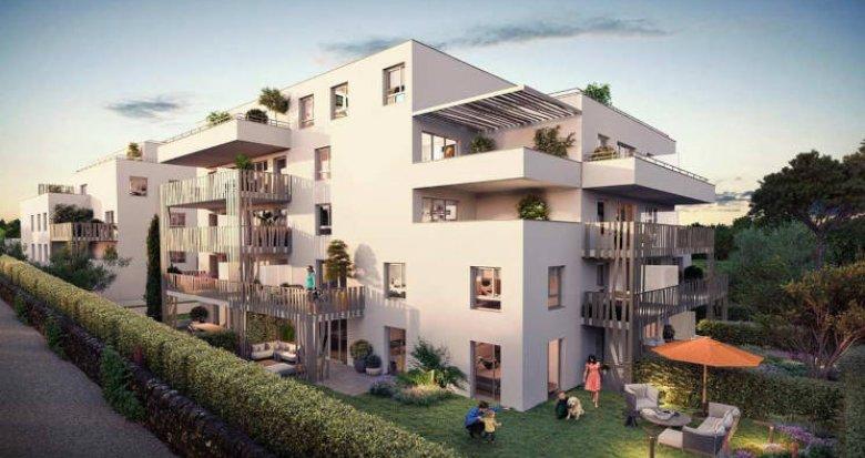 Achat / Vente appartement neuf Marseille 12 village de Montolivet (13012) - Réf. 5723