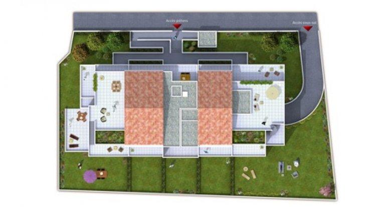 Achat / Vente appartement neuf Marseille 12e, Saint-Julien Fernandel (13012) - Réf. 1012