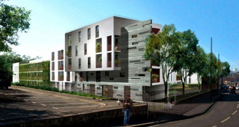 Achat / Vente appartement neuf Marseille 12ème proche des commodités (13012) - Réf. 115