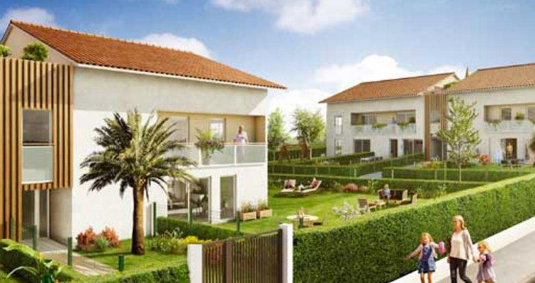 Achat / Vente appartement neuf Marseille 12ème quartier Saint Julien (13012) - Réf. 1009