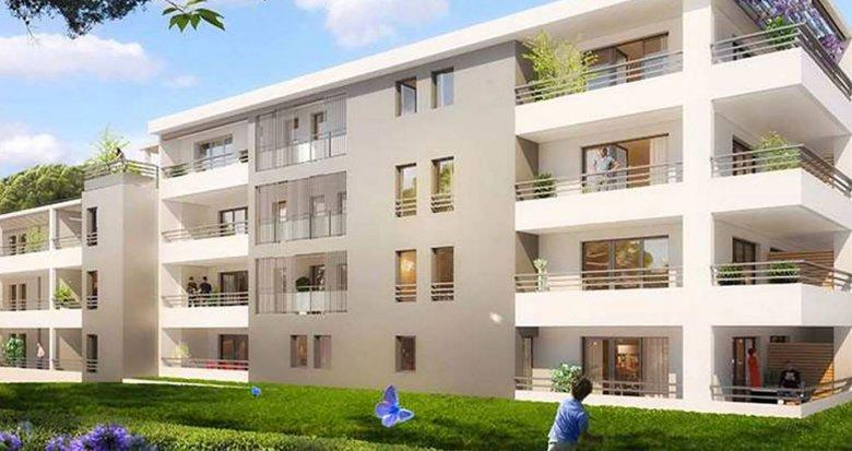 Achat / Vente appartement neuf Marseille 13 à deux pas du technopôle (13013) - Réf. 1466