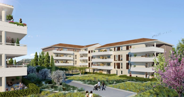 Achat / Vente appartement neuf Marseille 13 Château Gombert (13013) - Réf. 942