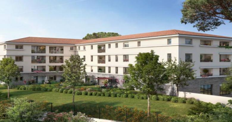 Achat / Vente appartement neuf Marseille 13 en plein centre de Château-Gombert (13013) - Réf. 5056
