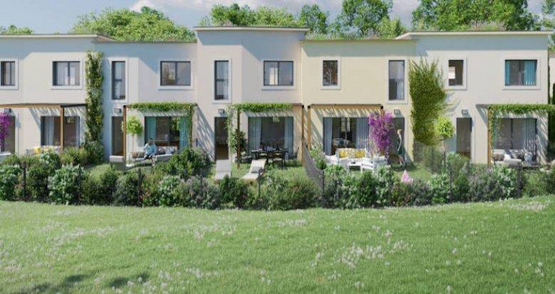 Achat / Vente appartement neuf Marseille 13 entre les Olives et Allauch (13013) - Réf. 5069