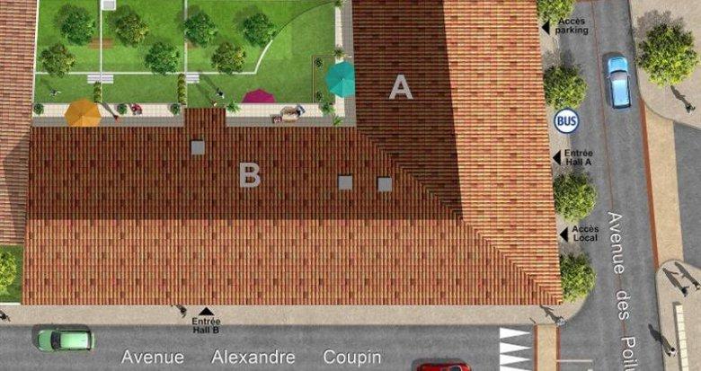 Achat / Vente appartement neuf Marseille 13 Les Olives (13013) - Réf. 1302